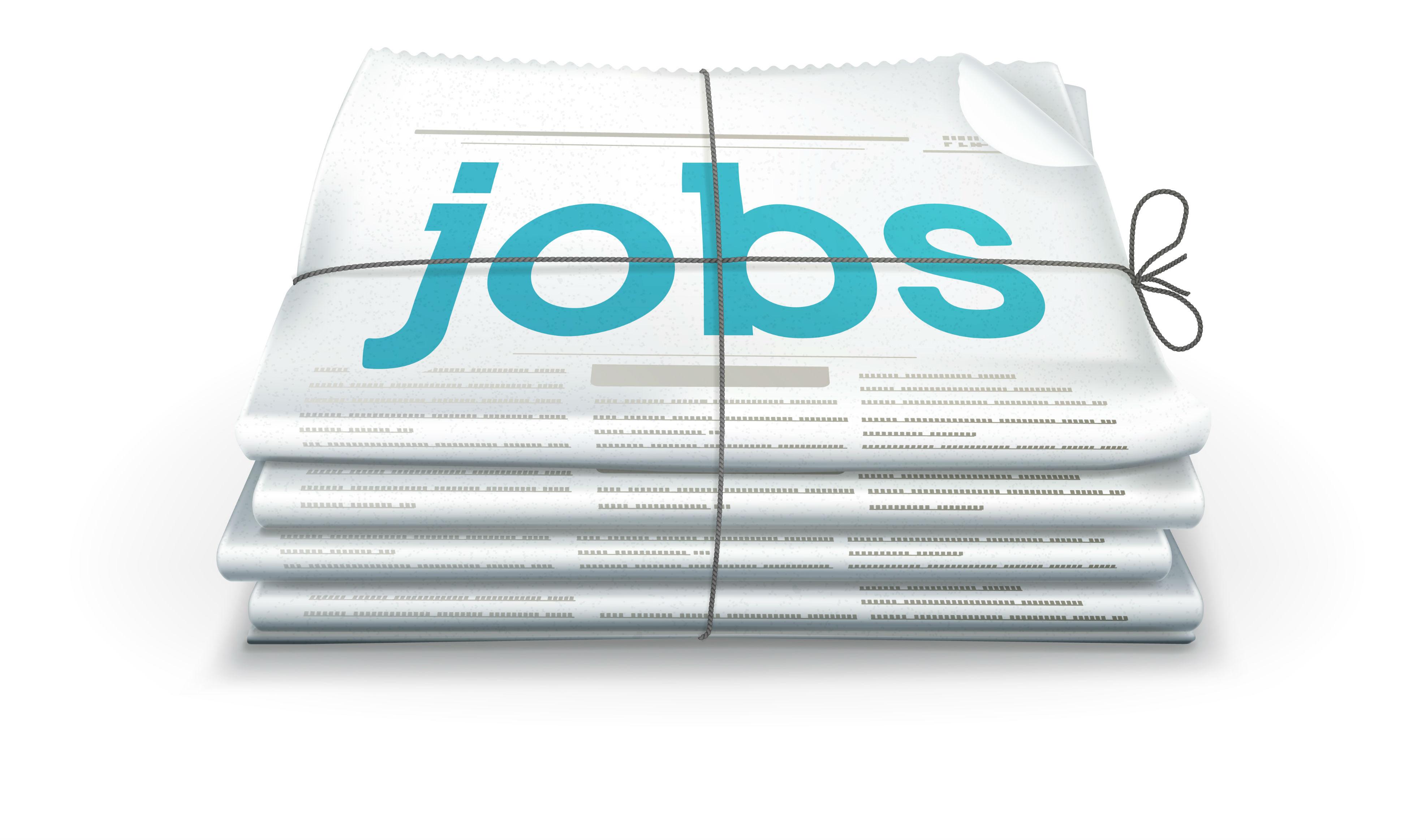 newspaper writing jobs