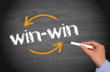 win win icon - Olsen Recruitment Services